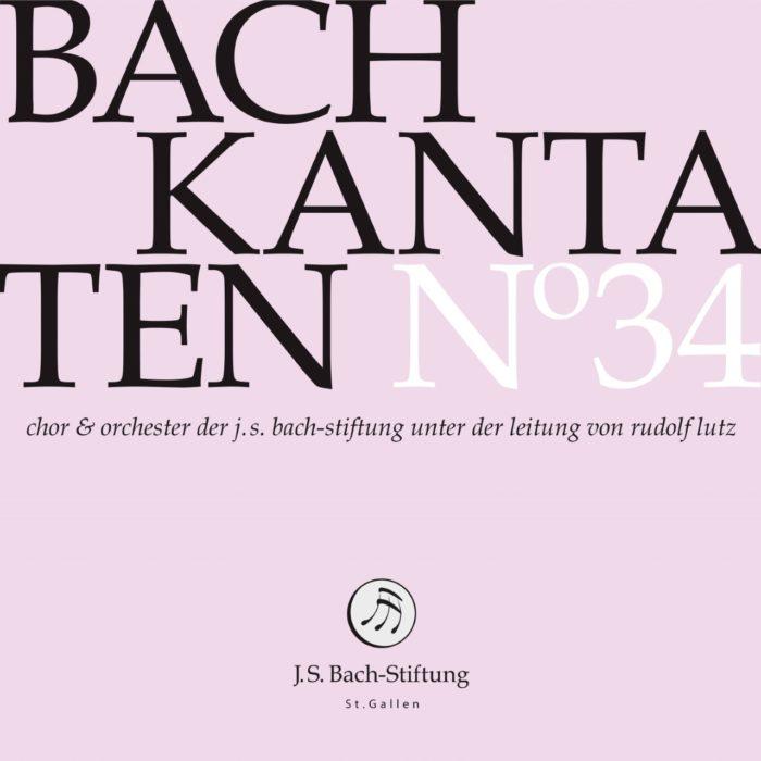 Joh. Seb. Bach: BWV 92 Ich hab in Gottes Herz und Sinn