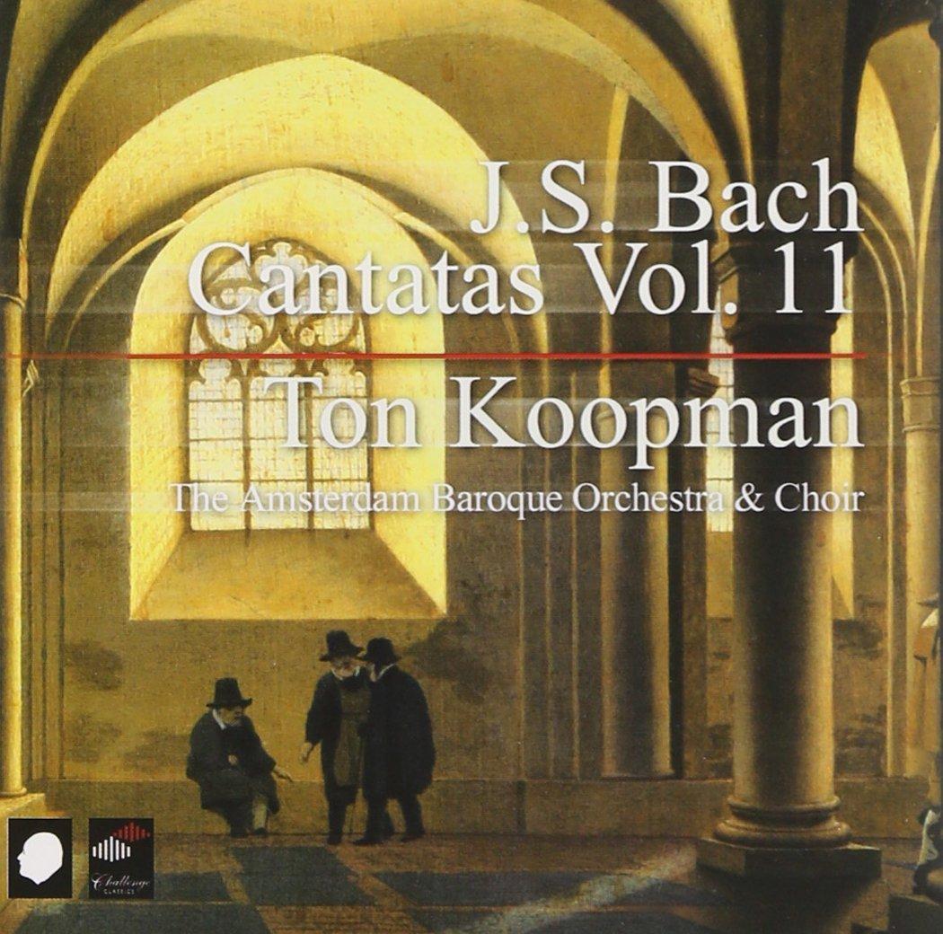 JOHANN SEBASTIAN BACH, Kantaten Vol. 11