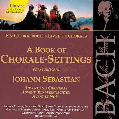 JOHANN SEBASTIAN BACH, A Book of Chorale-Settings