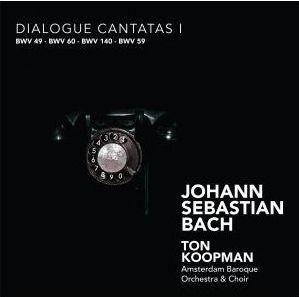 Joh. Seb. Bach: Dialogue Cantatas BWV 49 Ich geh und suche mit Verlangen