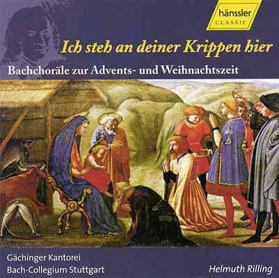J. S. Bach: Ich steh an deiner Krippen hier