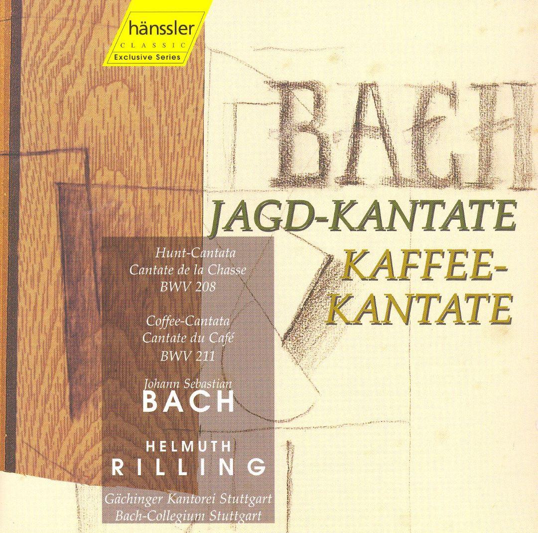 J. S. Bach: Jagd-Kantate BWV 208