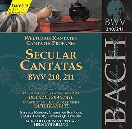 Joh. Seb. Bach: Weltliche Kantate BWV 210 O holder Tag, erwünschte Zeit