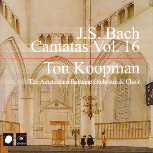Joh. Seb. Bach Cantatas Vol. 16 BWV 49 Ich geh und suche mit Verlangen