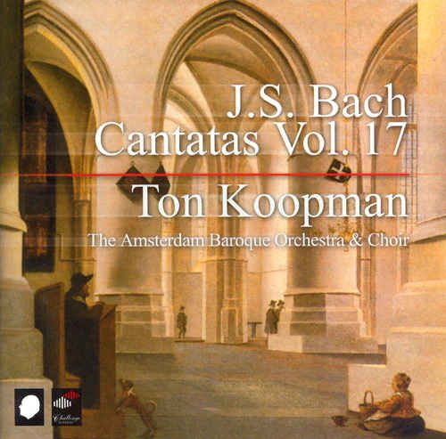 Joh. Seb. Bach Cantatas Vol. 17 BWV 57 Selig ist der Mann