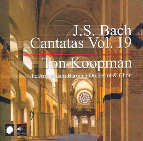 Joh. Seb. Bach Cantatas Vol. 19: BWV 188 Ich habe meine Zuversicht