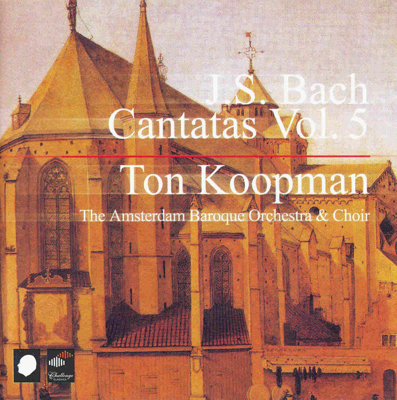 J. S. Bach: Kantaten Vol. 5 BWV 206, 207a