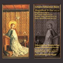 Joh. Seb. Bach: Magnificat D-Dur BWV 243