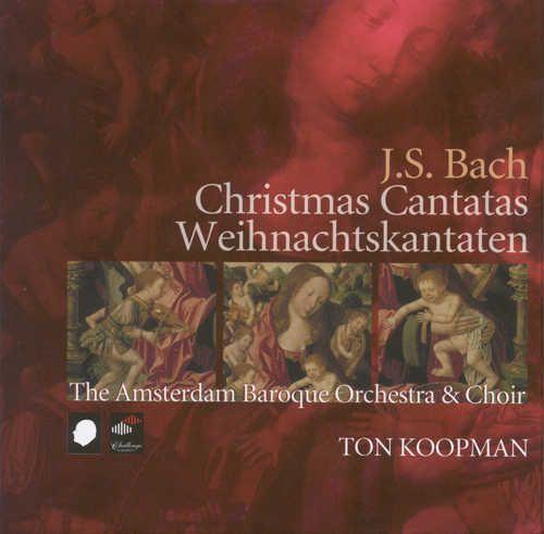J. S. Bach: Weihnachtskantaten BWV 41 Jesu, nun sei gepreiset