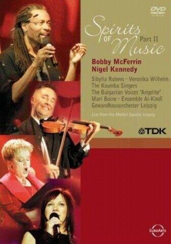 DVD Bobby McFerrin: Spirits of Music - Part 2