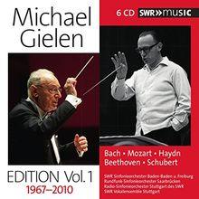 Michael Gielen Edition Vol.1, Franz Schubert: Messe Nr. 5 As-Dur