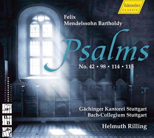 F. Mendelssohn Bartholdy: Psalm Nr. 42