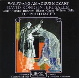 W. A. Mozart: Davidde pentinente KV 469