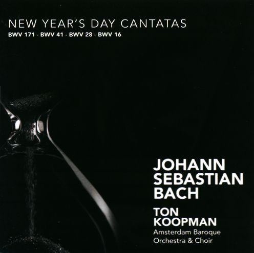 Joh. Seb. Bach: New Year's Cantatas BWV 41