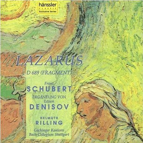 Franz Schubert: Lazarus D 689 (Fragment)