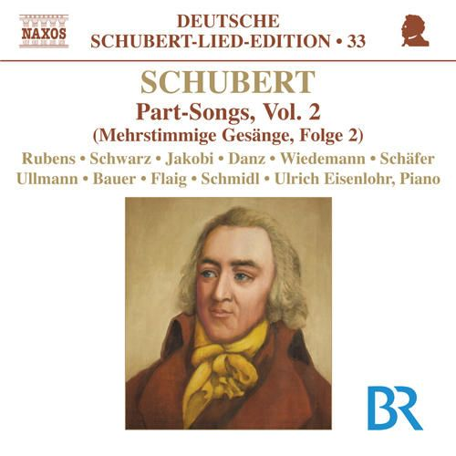 Franz Schubert: Mehrstimmige Gesänge, Folge 2