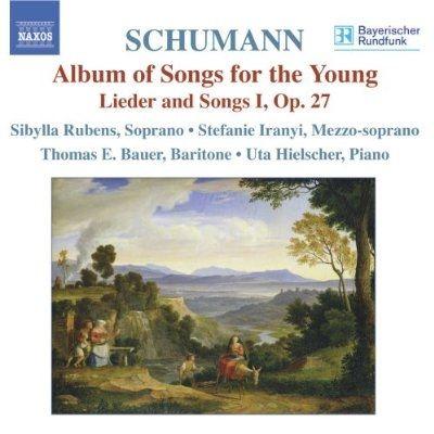 Robert Schumann: Liederalbum für die Jugend op. 79, Lieder und Gesänge I op. 27