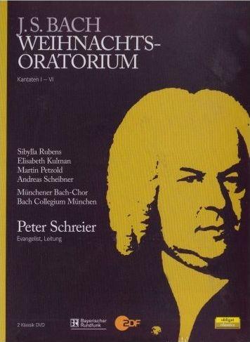 DVD: Joh. Seb. Bach: Weihnachtsoratorium BWV 248